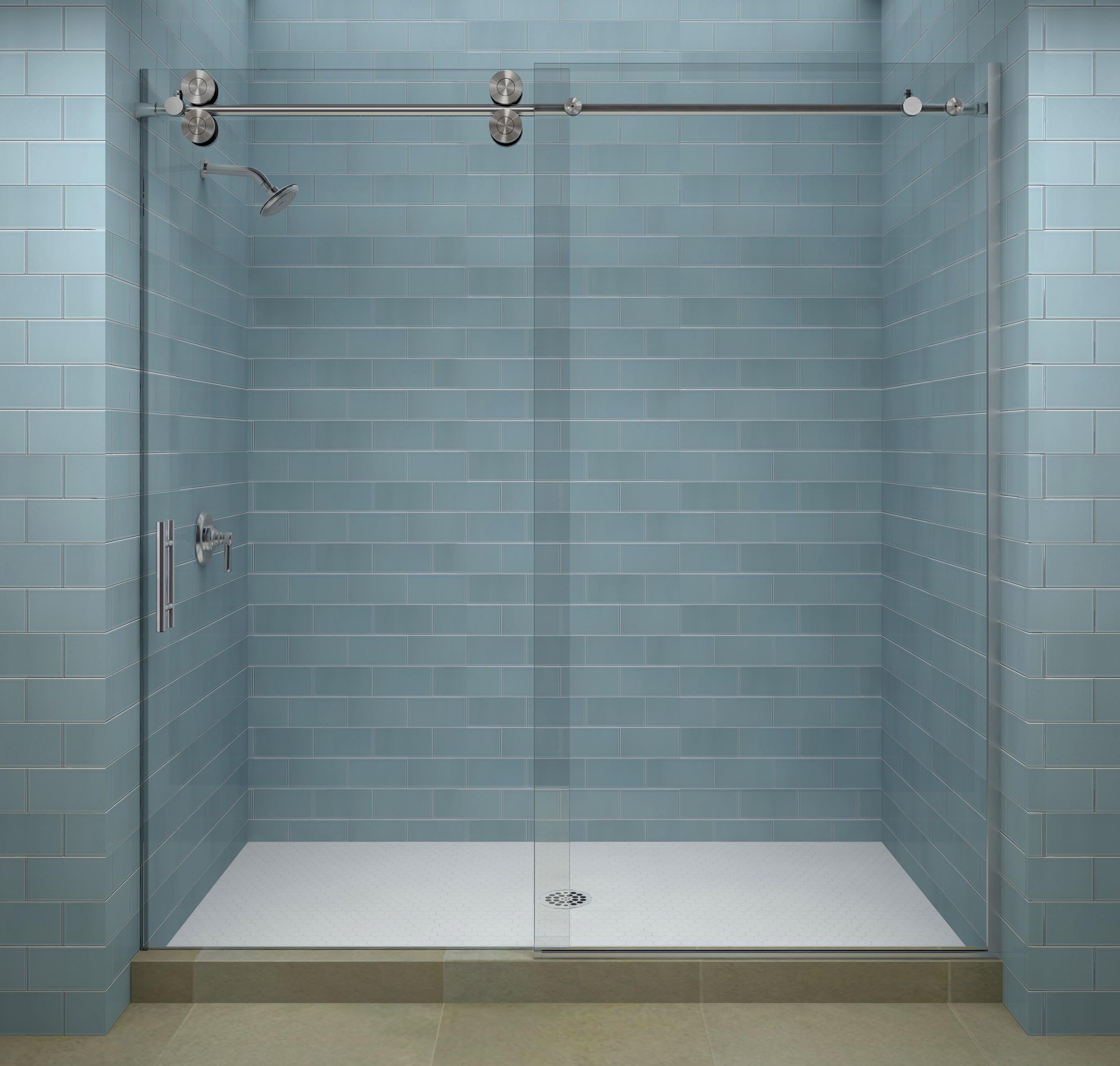 Frameless Sliders Easco Shower Doors