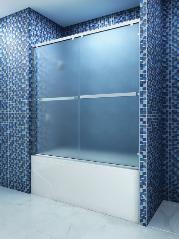 Expressions Series Sliders Easco Shower Doors